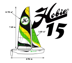 specifications hobie 15
